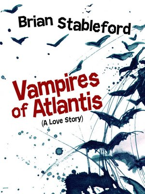 cover image of Vampires of Atlantis