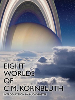 cover image of Eight Worlds of C.M. Kornbluth