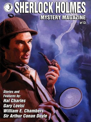 cover image of Sherlock Holmes Mystery Magazine, Volume 13