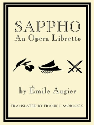 cover image of Sappho