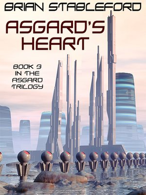 cover image of Asgard's Heart