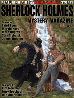 cover image of Sherlock Holmes Mystery Magazine, Volume 22