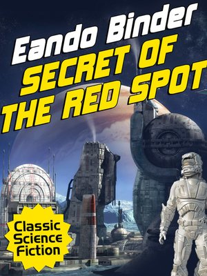 cover image of Secret of the Red Spot