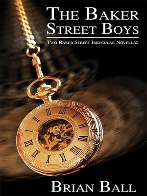 cover image of The Baker Street Boys
