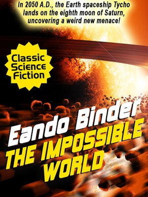 cover image of The Impossible World
