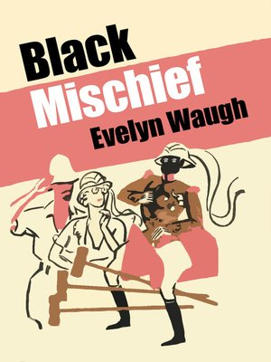 cover image of Black Mischief