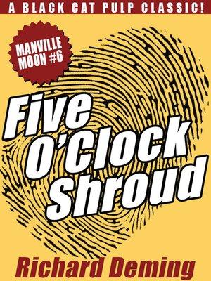 cover image of Five O'Clock Shroud
