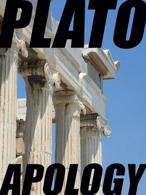cover image of Apology (The Apology of Socrates)