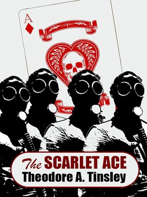 cover image of The Scarlet Ace