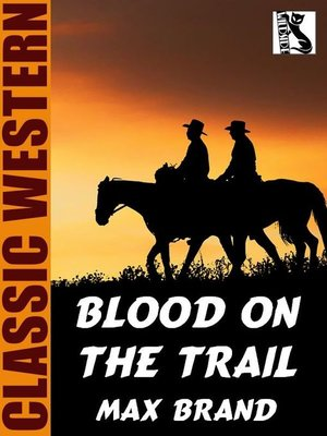 cover image of Blood on the Trail