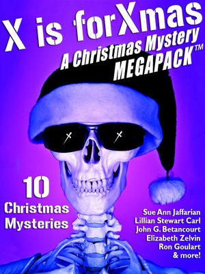cover image of X is for Xmas