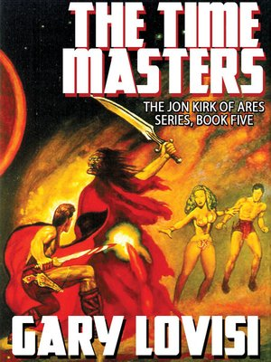 cover image of The Time Masters