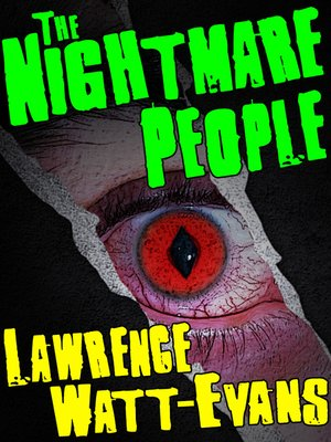 cover image of The Nightmare People