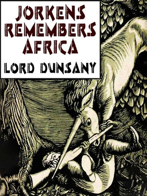 cover image of Jorkens Remembers Africa