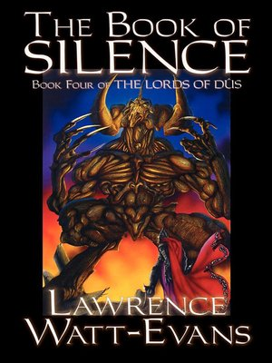 cover image of The Book of Silence