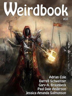 cover image of Weirdbook 31