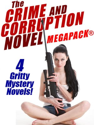 cover image of The Crime and Corruption Novel