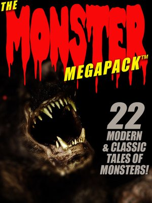 cover image of The Monster Megapack