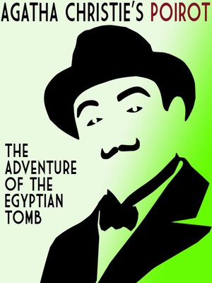cover image of The Adventure of the Egyptian Tomb