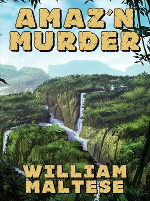 cover image of Amaz'n Murder