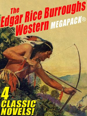 cover image of The Edgar Rice Burroughs Western