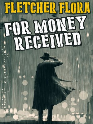 cover image of For Money Received