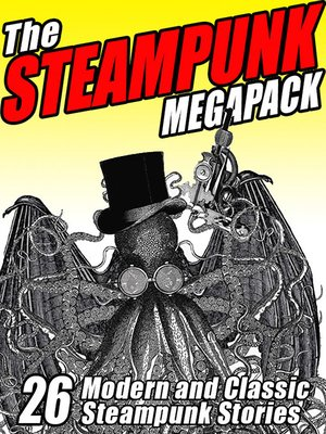 cover image of The Steampunk Megapack