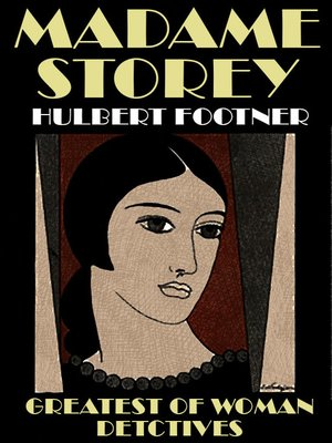cover image of Madame Storey