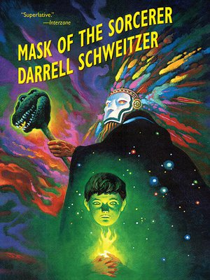 cover image of The Mask of the Sorcerer