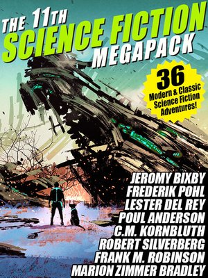 cover image of The 11th Science Fiction