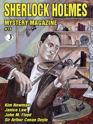 cover image of Sherlock Holmes Mystery Magazine, Volume 19