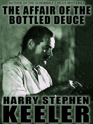 cover image of The Affair of the Bottled Deuce