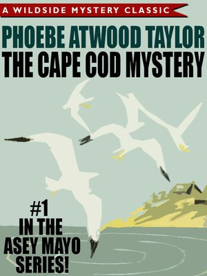 cover image of The Cape Cod Mystery
