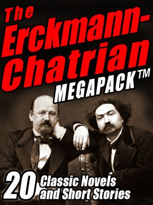 cover image of The Erckmann-Chatrian Megapack
