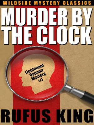 cover image of Murder by the Clock