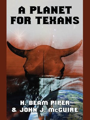 cover image of A Planet for Texans