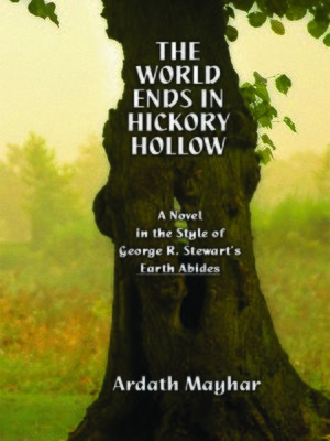 cover image of The World Ends in Hickory Hollow