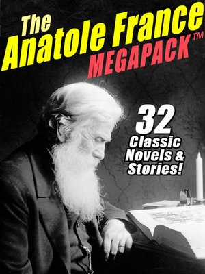 cover image of The Anatole France Megapack