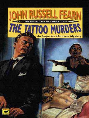cover image of The Tattoo Murders