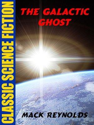 cover image of The Galactic Ghost