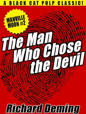 cover image of The Man Who Chose the Devil