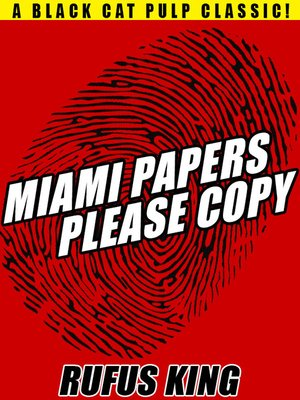 cover image of Miami Papers Please Copy