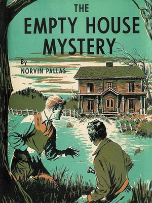cover image of The Empty House Mystery