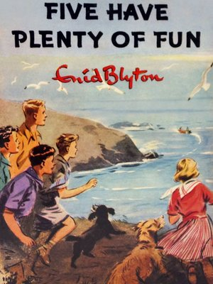 cover image of Five Have Plenty of Fun