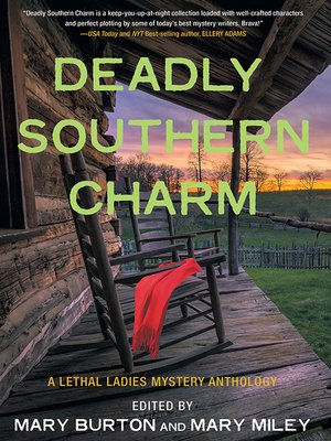 cover image of Deadly Southern Charm