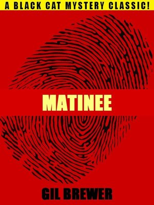cover image of Matinee