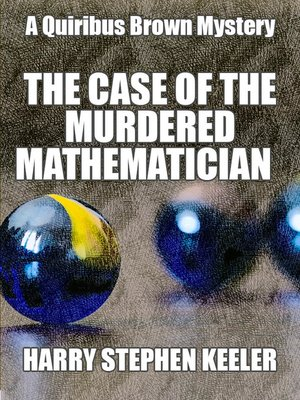 cover image of The Case of the Murdered Mathematician
