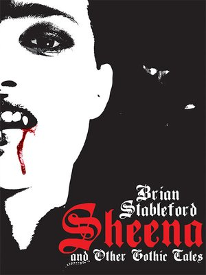 cover image of Sheena and Other Gothic Tales