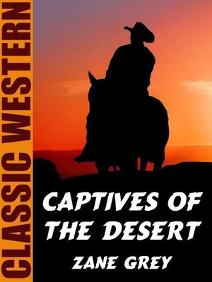 cover image of Captives of the Desert
