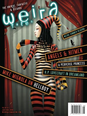 cover image of Weird Tales, Volume 350
